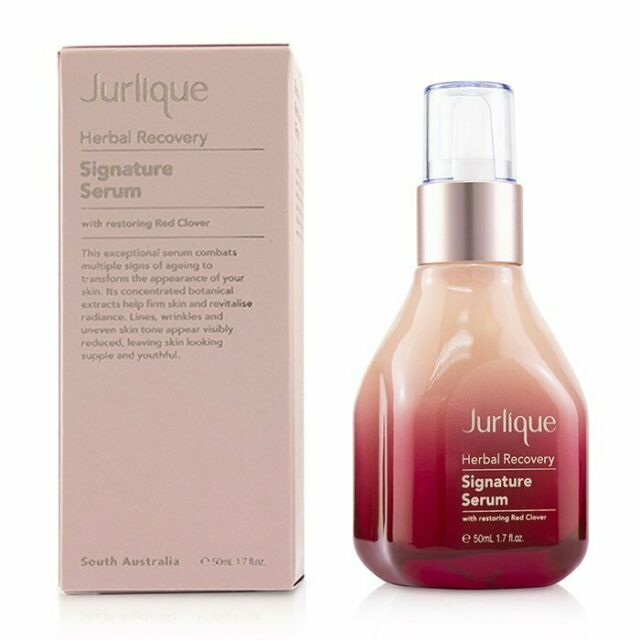 Herbal Recovery Signature Serum by jurlique #8