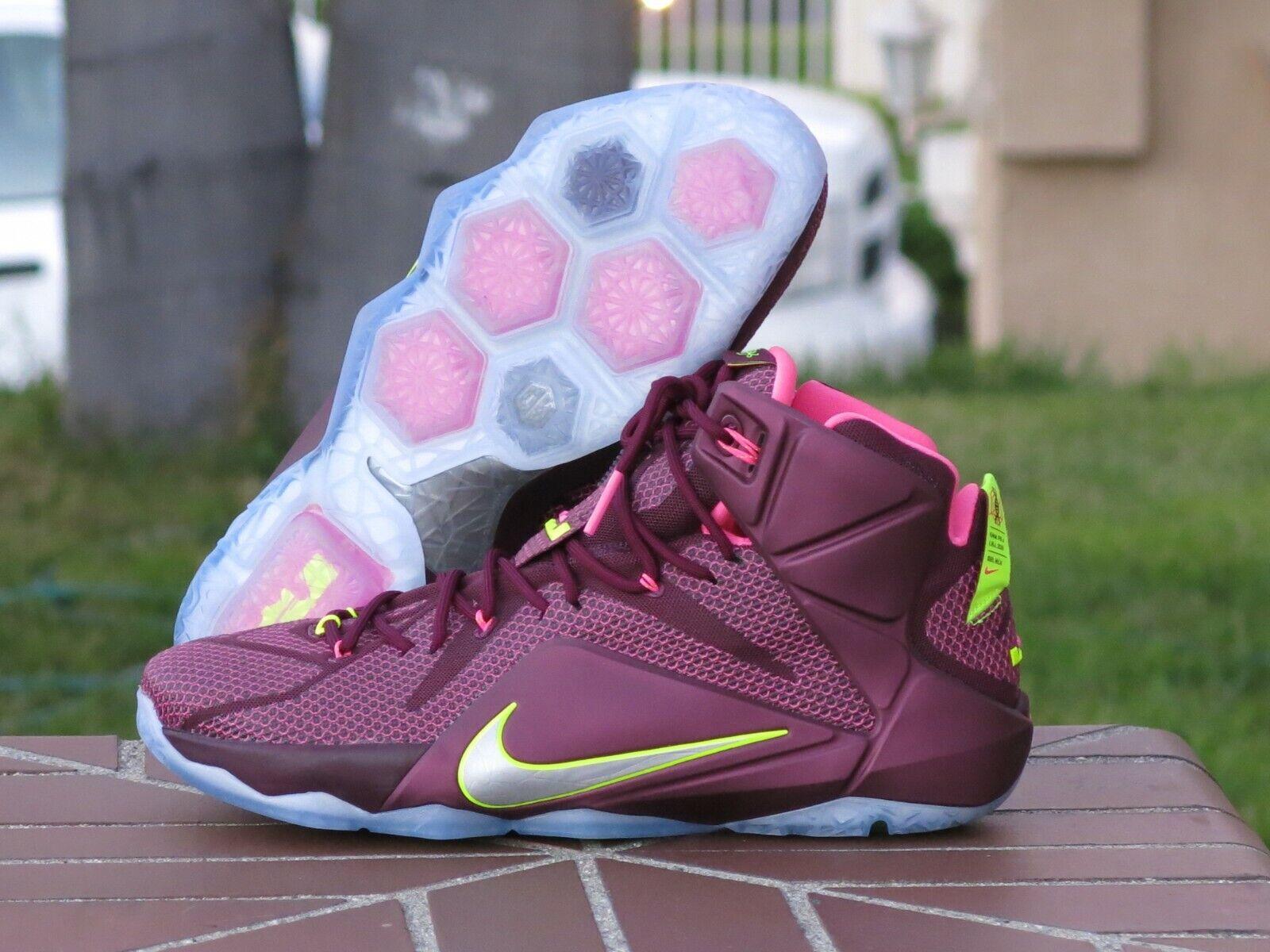 Size 12 - Nike LeBron 12 Double Helix