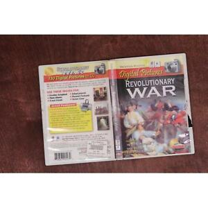 Digital-Images-Revolutionary-War-CD-ROM