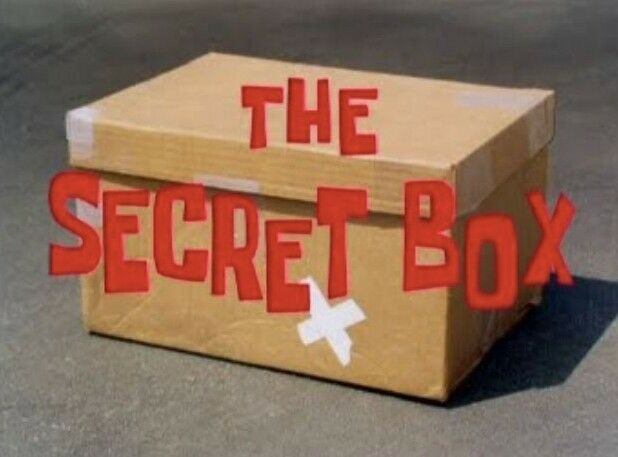 Secret box lux for youtubers