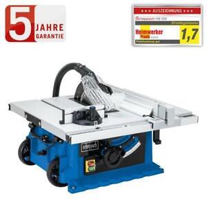 Scheppach-Tischkreissage-HS105-Profi-Gerat-2000W-Schnitthohe-75mm-Sagebl-255mm