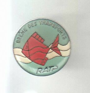 RARE-PINS-PIN-039-S-TRAIN-METRO-RATP-PECHE-FISHING-CLUB-BREME-AR