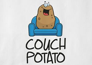 A1-Couch-Potato-Funny-Poster-Art-Print-60-x-90cm-180gsm-Home-Wall-Decor-13239