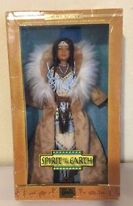 2001 Barbie Native Spirit Collection doll, Spirit of the Earth,1st In SeriesNRFB