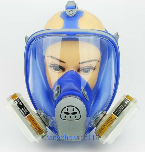 Welding & Soldering Supplies For 3m 6800 Silicone Gas Mask Full Facepiece Respirator 7pcs Suit Painting New Back To Search Resultstools