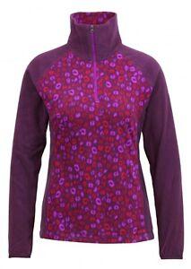 COLUMBIA Glacial IV AK1131594 Chaude Polaire Sweat Fleece Pull-Over pour Femmes
