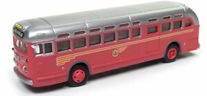 Classic Metal Works HO GMC Pacific  Transit Bus Los Angeles  CMW32313-NEW