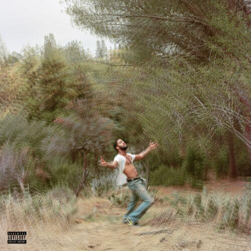 "Kid Cudi Speedin Bullet To Heaven Album Hip Hop Cover Poster 20×20 24×24/"" 32×32/"""