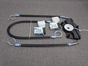 CLIPS-AUDI A6 ELECTRIC WINDOW LIFTER REPAIR NSF FRONT LEFT FL UK PASSENGER