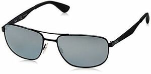 eec29a0d75 Sunglasses Ray-Ban Rb3528 006 82 58 Matte Black Polarized for sale ...