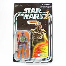 STAR WARS ROCKET FIRING BOBA FETT VINTAGE COLLECTION HASBRO FIGURE W/MAILER