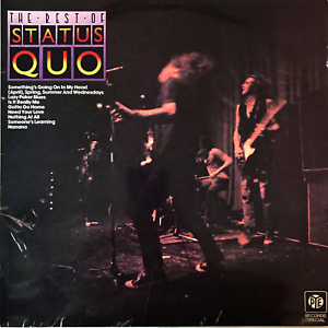 STATUS QUO  THE REST OF STATUS QUO LP GG - Wales **Paypal Accepted**, United Kingdom - STATUS QUO  THE REST OF STATUS QUO LP GG - Wales **Paypal Accepted**, United Kingdom