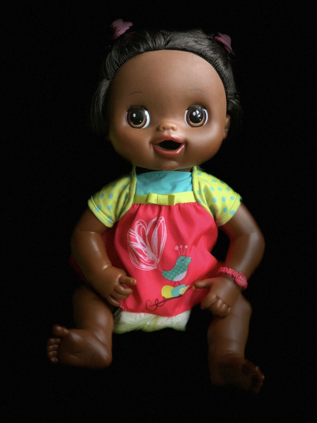 Baby Alive My Baby Puppe Doll.
