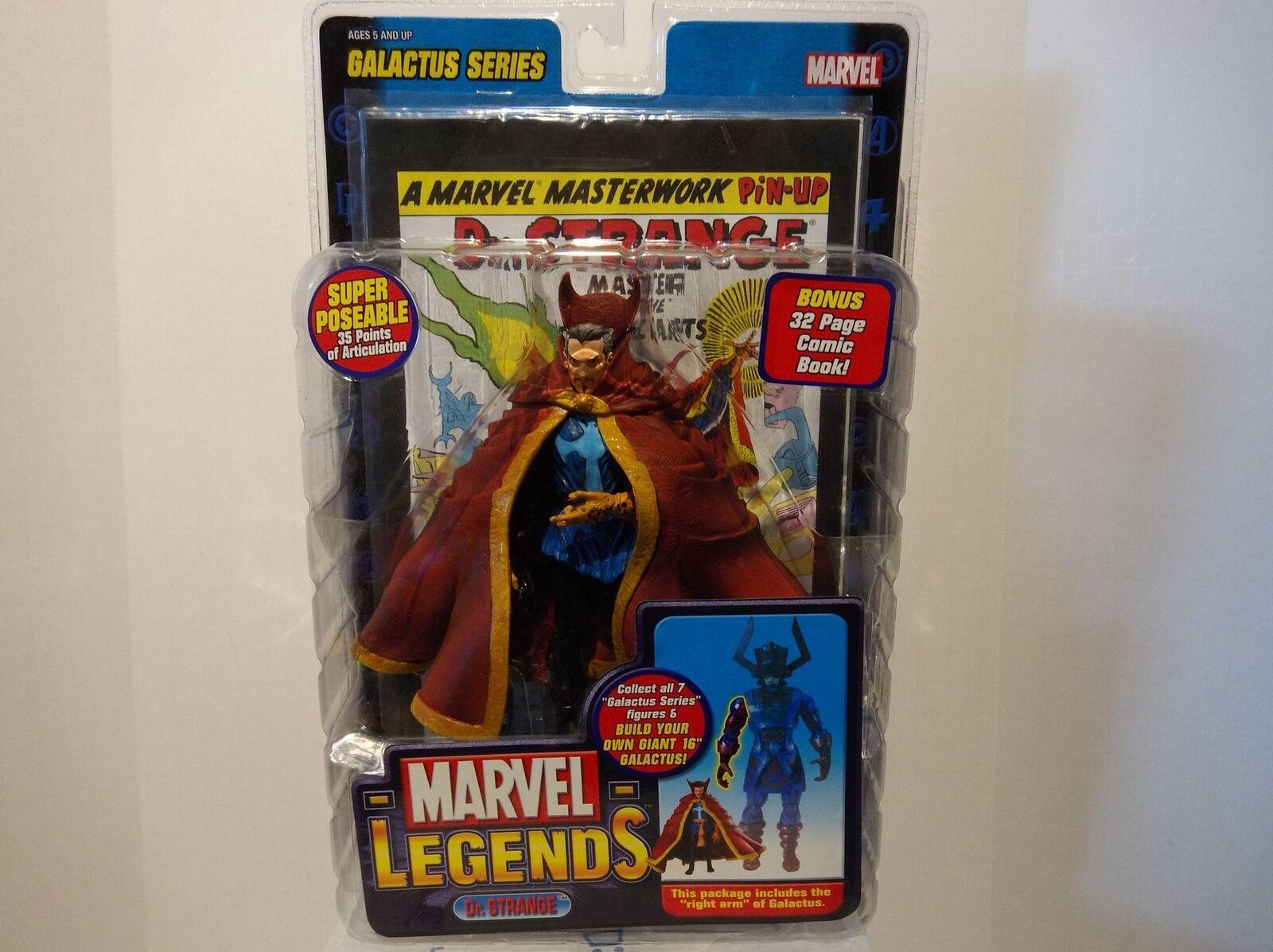 Marvel Legends - Dr Strange with Galactus Piece