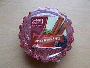 Yankee Candle USA Rare Apple Spice Wax Tart