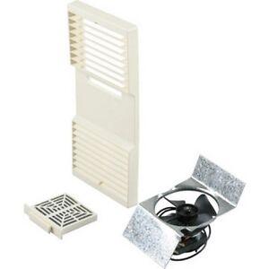 Tekquest Ca 90 Ductless Exhaust Kit Fan Grill Filter Beige