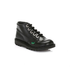 Kids' Clothing, Shoes & Accs Boys' Shoes Self-Conscious Size 9 Childrens Leather Kickers Boots Latest Technology