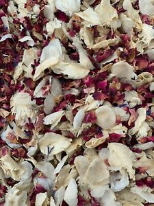 Natural-Dried-Petal-Biodegradable-Wedding-Confetti-1L-Burgundy-Pink-Red-Rose