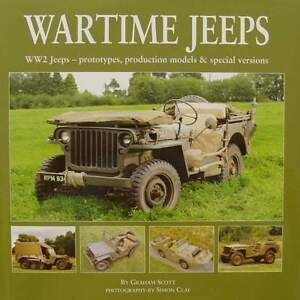 LIVRE-GUIDE-BOOK-JEEPS-2eme-guerre-mondiale-willys-bantam-ford-budd-pygmy