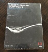 Adobe Photoshop Lightroom 2 Upgrade [old Version] By Adobe Windows/ Mac Os