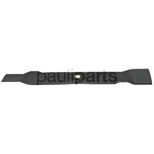 für X125 John Deere Rasenmäher Mulch Messer Ersatzmesser X300 546 mm X145