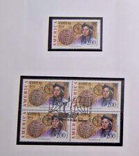 Chile 1992 Folder America UPAEP 500 años descubrimiento de America
