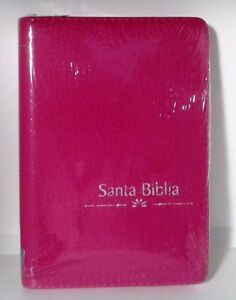 Biblia Reina Valera 60, forro con cremallera, indice de promesas