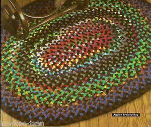 Image Is Loading Crochet Rag Rug Pattern S Hy Rugs Yarn