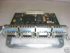 CISCO SERIAL 4T 4-PORT SYNCHRONOUS NETWORK MODULE 28-2122-02 800-02314-02 USA