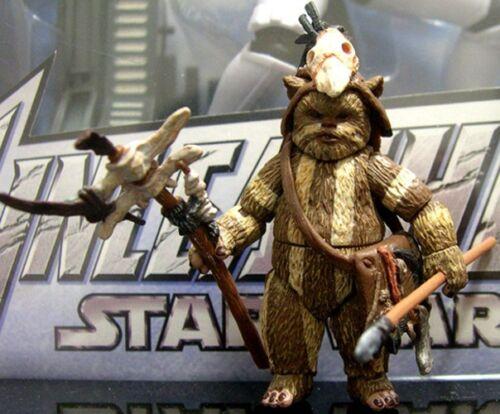 Star Wars The Vintage Collection Ewoks Logray Tvc O Retorno De Jedi VC55