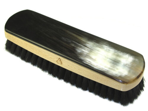Abbeyhorn OxHorn Shoe Brush
