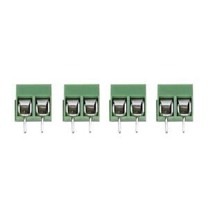 20-x-2-poles-de-distance-de-5mm-Bornier-a-vis-de-PCB-8A-250V-H2S4