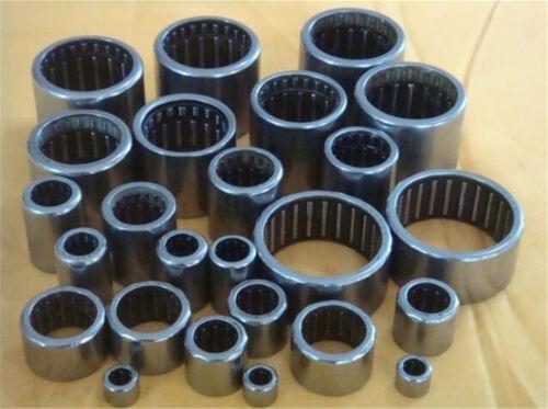 2//10pcs HF0306 HF0406 HF0612 pour HF3520 One Way Aiguille Roulement à rouleaux sélectionnez la taille