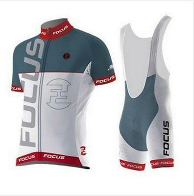 Focus Cycling Jerseys and or Bib Shorts Bike Racing Riding Tri MTB Team Bicycle