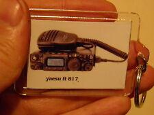 YAESU FT 817   KEYRING