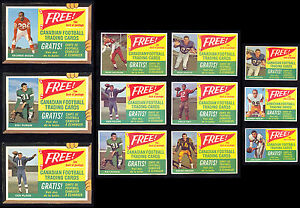 1963-Post-Cereal-CFL-Advertising-Box-Cards-Set-of-12-different-with-8-HOF-039-ers