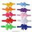 20pcs-Elastische-Baby-Maedchen-Bogen-Haarband-Stirnband-Kopfband-Haarschmuck-Neu Indexbild 1