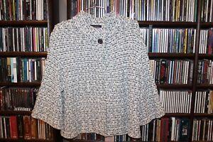 Strik Lt Cardigan John Sort Ivory St S Blue Button Jacket bin104 Sweater One qEx0nZRS