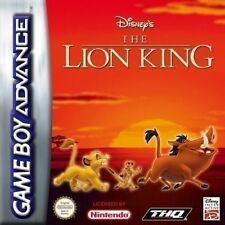 GameBoy Advance Spiel - Der König der Löwen / The Lion King (Modul)