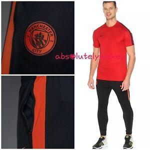 0ed4175578ea Nike Manchester City FC Men s Football Pants Trousers Joggers ...