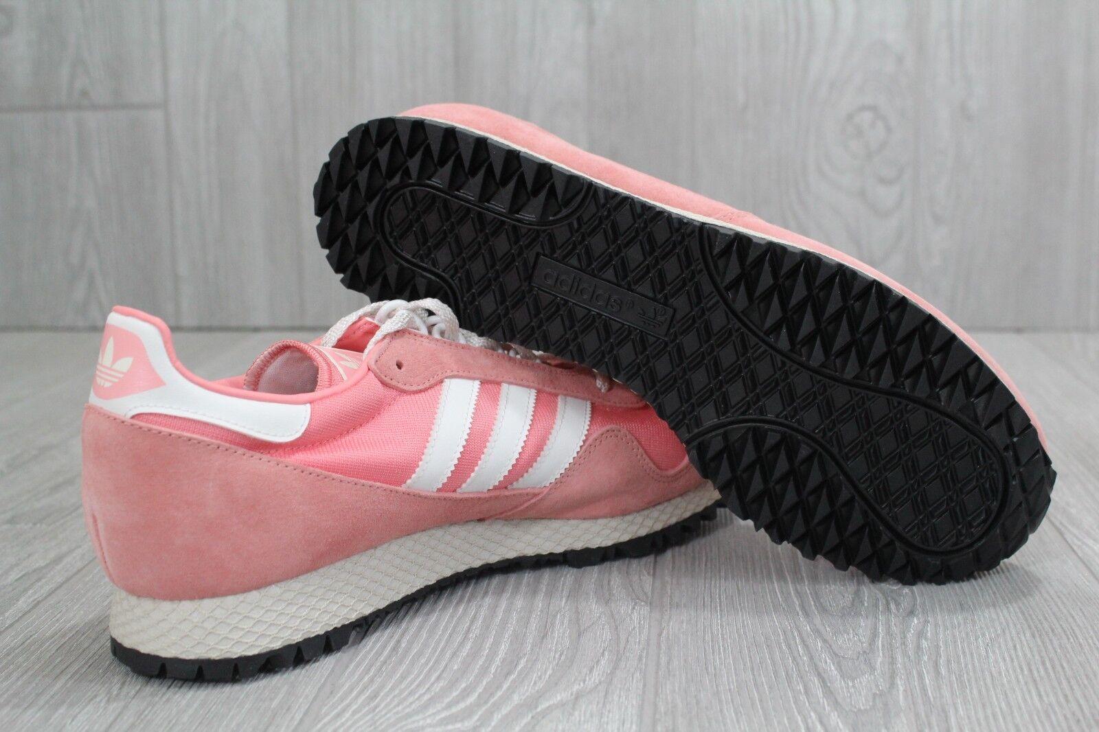 30 nouveaux   adidas originaux des chaussures de new saumon york 9.5-11.5 by9341 blanc saumon new tan 3a04e3