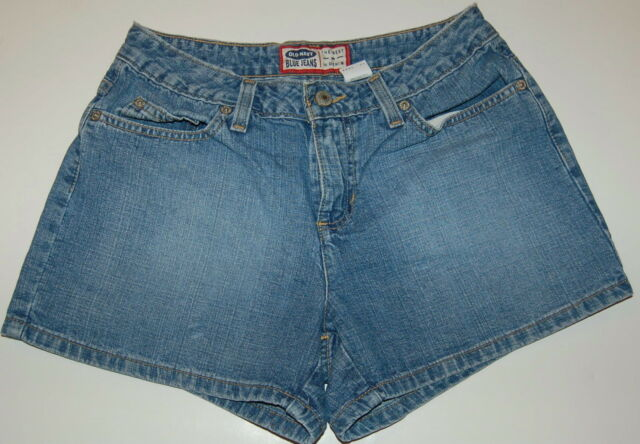 blue jean shorts old navy