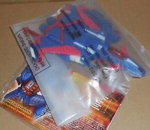 Transformers Botcon METALHAWK Complete Voyager 2012 Skyshadow