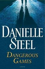 Dangerous Games by Danielle Steel (2017, Paperback, Large Type)