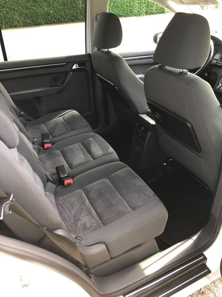 VW Touran, 2,0 TDi 140 Highline 7prs, Diesel