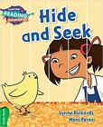Hide and Seek Green Band by Lynne Rickards (Paperback, 2000)