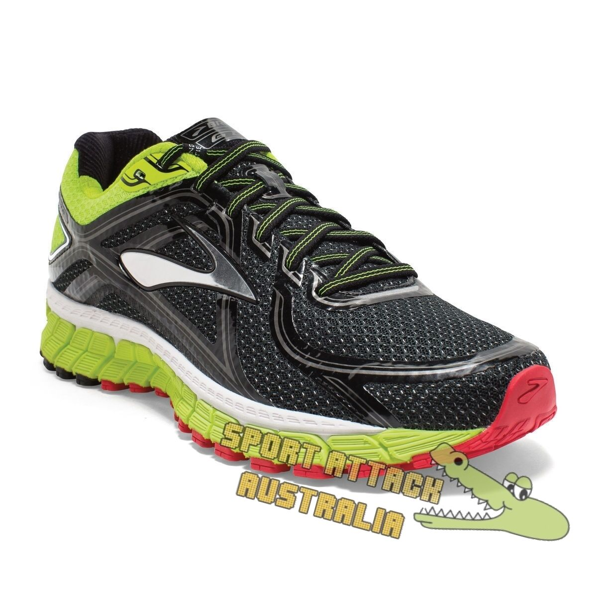 Brooks Adrenaline GTS 16 Mens Runner (D) (081) + Free Delivery Aus Wide