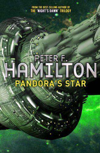 Pandora's Star (Commonwealth Saga),Peter F. Hamilton- 9781405000192