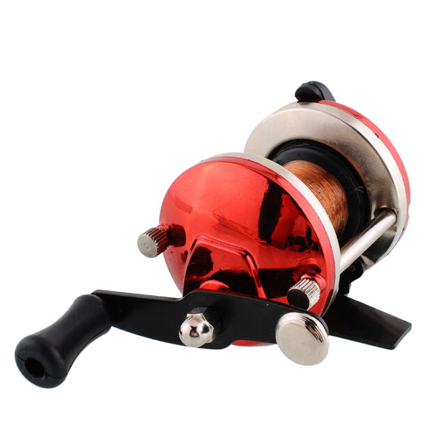 New Right Handed-Round Big-Game Baitcasting Fishing Reel Trolling Reels