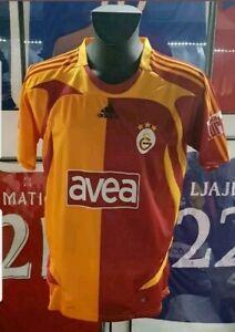 Maillot jersey maglia camiseta trikot galatasaray shirt 2007/2008 07/08 home XL